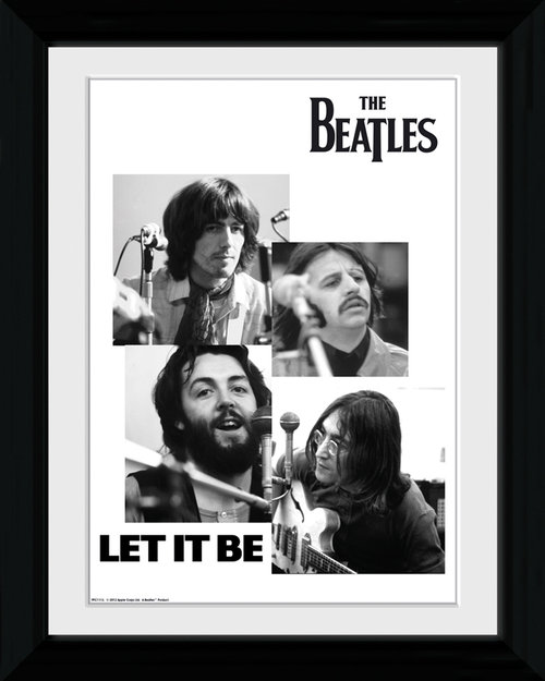 Poster Beatles 115703