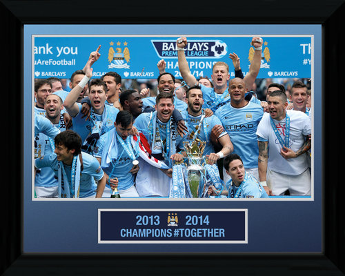 Poster Manchester City FC 115717