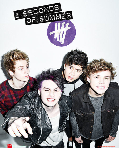 Poster 5 seconds of summer 115986