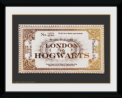 Poster Harry Potter 116044