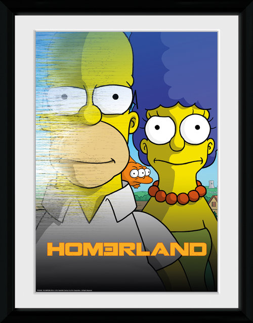 Poster Os Simpsons 116103