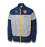 Jaqueta Arsenal 2014-2015 Puma Leisure