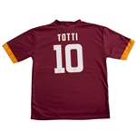 Camiseta  AS Roma Totti 10 2014/15