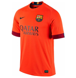 Camiseta Barcelona 2014-2015 Away Nike