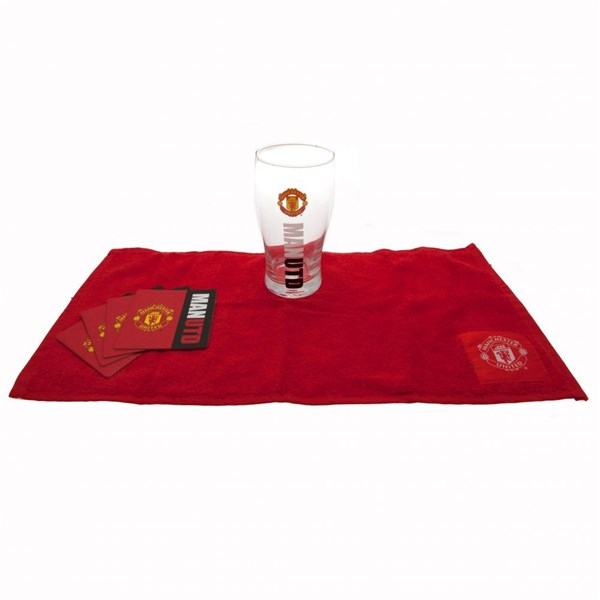 Mini Set de Barra Manchester United FC