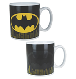 Batman Caneca sensitiva ao calor Logo