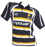 Camiseta Worchester Home 2010