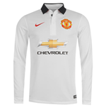 Camiseta Manchester United FC 2014-2015 Away Nike