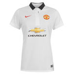 Camiseta Manchester United FC 2014-2015 Away Nike de mulher