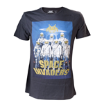 Camiseta Space Invaders 118112
