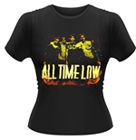 Camiseta All Time Low 118986