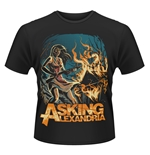 Camiseta Asking Alexandria 119040