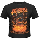 Camiseta Asking Alexandria 119061