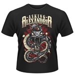 Camiseta Asking Alexandria 119066