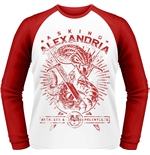 Camiseta Asking Alexandria 119074