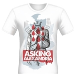Camiseta Asking Alexandria 119076