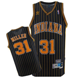 Camiseta adidas Indiana Pacers #31 Reggie Miller Soul Swingman Alternate
