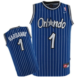Camiseta Orlando Magic #1 Anfernee Hardaway Soul Swingman Road