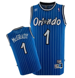 Camiseta Orlando Magic #1 Tracy McGrady Soul Swingman Road