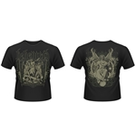 Camiseta Behemoth Shall Serve