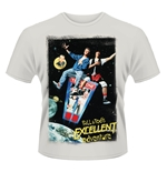 Camiseta Bill & Ted's Excellent Adventure Poster