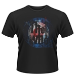 Camiseta The Who Textured Target
