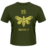 Camiseta Breaking Bad Barrel Bee