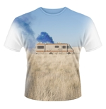 Camiseta Breaking Bad Trailer