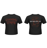 Camiseta Cannibal Corpse 119595