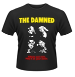 Camiseta The Damned Your Sister