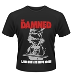 Camiseta The Damned - I Just CAN'T Be Happy Today