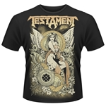 Camiseta Testament Maiden
