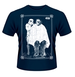Camiseta Star Wars Chewie Haircut