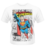 Camiseta Superman Comic Strip