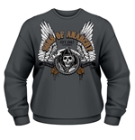 Moletom Sons of Anarchy Winged Reaper