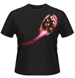 Camiseta deep Purple Fireball
