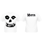 Camiseta Misfits All Over Skull