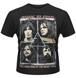 "Camiseta Pink Floyd ""The Dark Side Of The Moon Tour"""