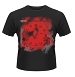 "Camiseta do grupo ""Rush"" -representando a musica ""Clockwork Angels"""