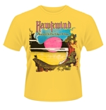 Camiseta Hawkwind Warrior On The Edge