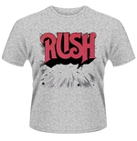 "Camiseta grupo musical ""Rush"""