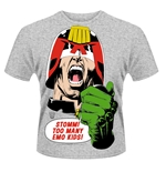 Camiseta Judge Dredd 120491