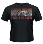 Camiseta Judge Dredd 120492