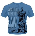 Camiseta Judge Dredd 120493