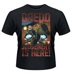 Camiseta Judge Dredd 120498