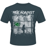 Camiseta Rise Against Borders 2