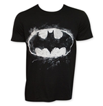 Camiseta Batman Sidewalk Chalk Bat