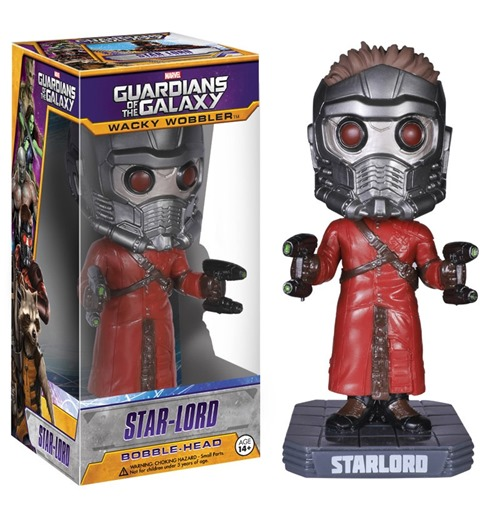 Bonecos de ação Guardians of the Galaxy 120824