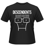 Camiseta Descendents Milo