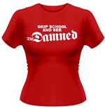Camiseta The Damned 121115